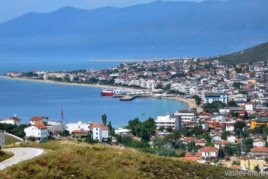 Остров Авша, Турция
