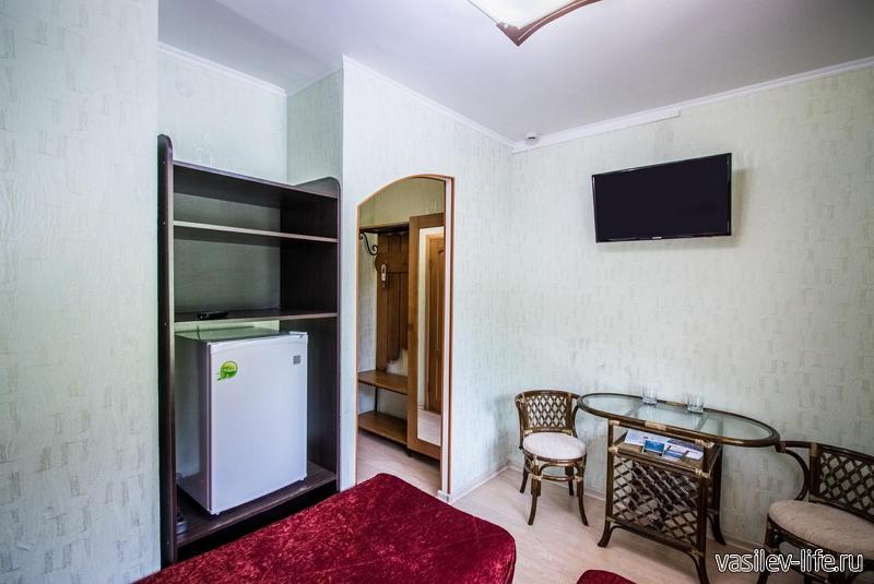 Отель «Абаго»
