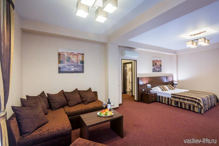 Отель «Абрис»