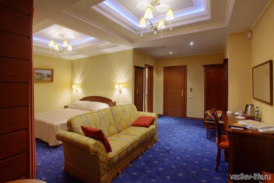 Отель «Агора», Алушта