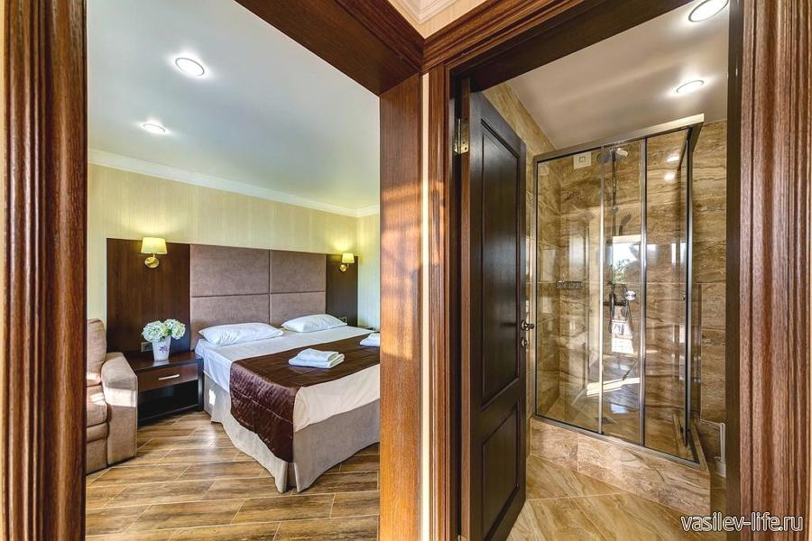 Отель «Азария», Геленджик