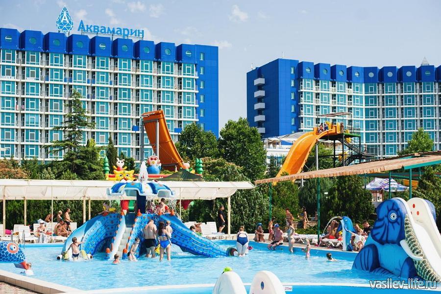 Отель «Аквамарин», Севастополь