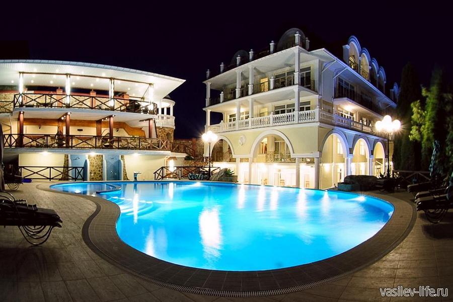 Отель «Александрия», Ялта
