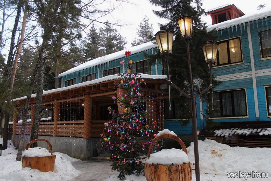 Отель «Альпина», Архыз