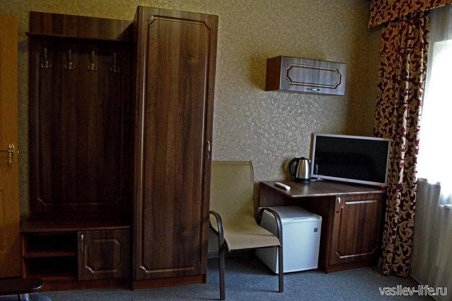 Отель «Аммонит»