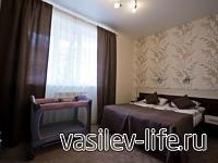 Отель «Белая река»