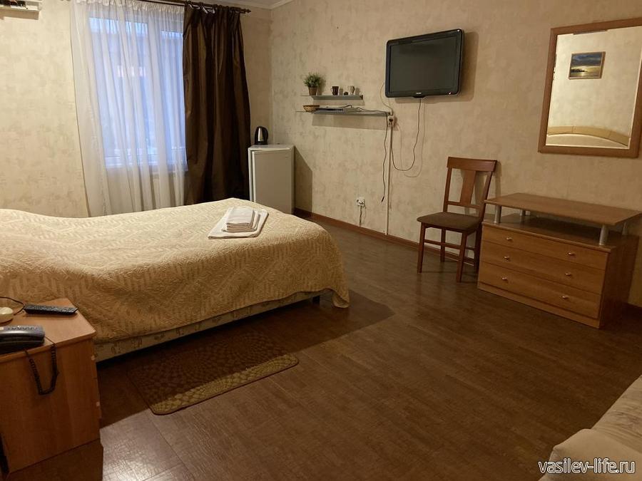 Отель «Белый дом», Геленджик