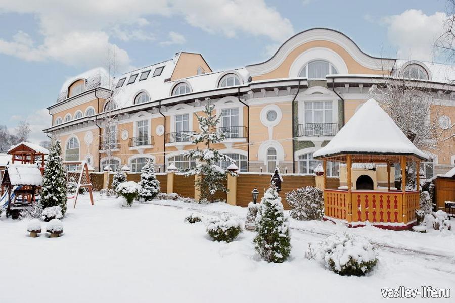 Отель «Государев Дом», Сергиев-Посад
