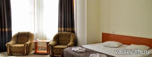 Отель «Гранд Астория», двухместный номер