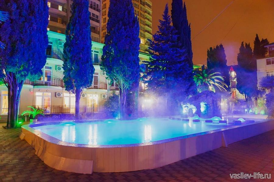 Отель «Грейс Кипарис»