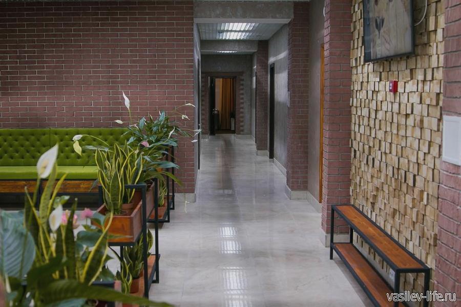 Отель «Долина», Губаха