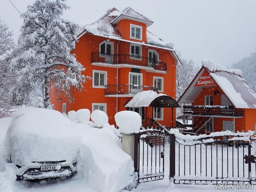 Отель «Каприз»