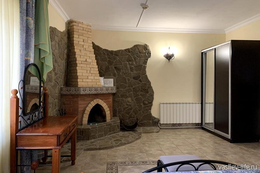 Отель «Кастана», Красная Поляна