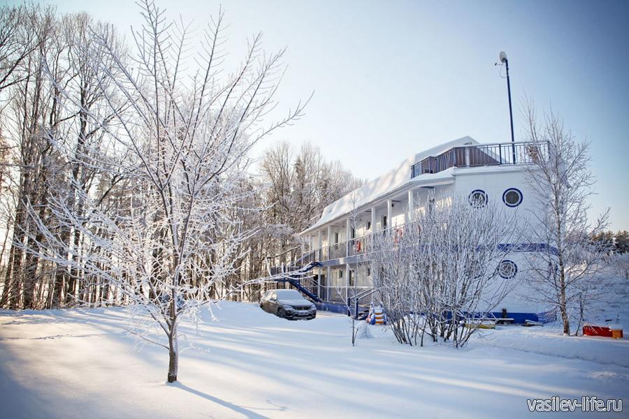 Отель «Корабль»