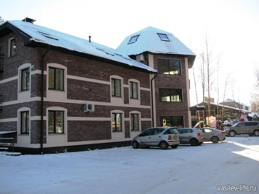 Отель «Коробицыно Каскад»