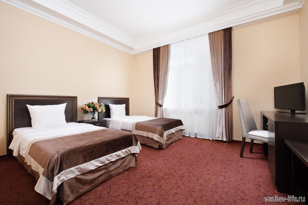 Отель «Маск Пятигорск»