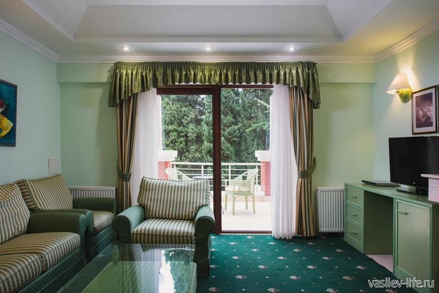 Отель «Море», Алушта