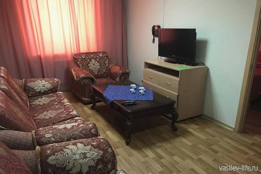 Отель «На Заречной», Яхрома
