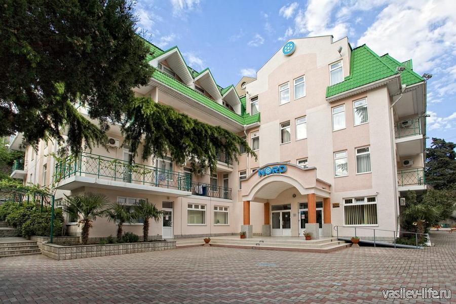 Отель «Норд», Партенит