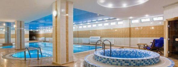 Отель «Норд» в Алуште