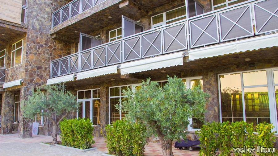 Отель «Олива-Арт Вилла»