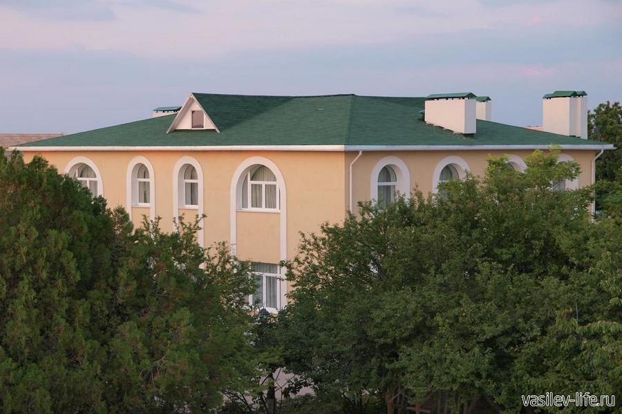 Отель «Омега»