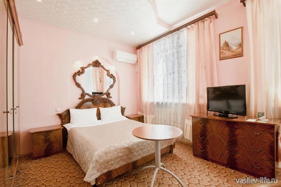 Отель «Пахра», Подольск