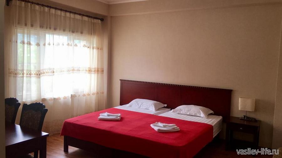 Отель «Репруа», Абхазия