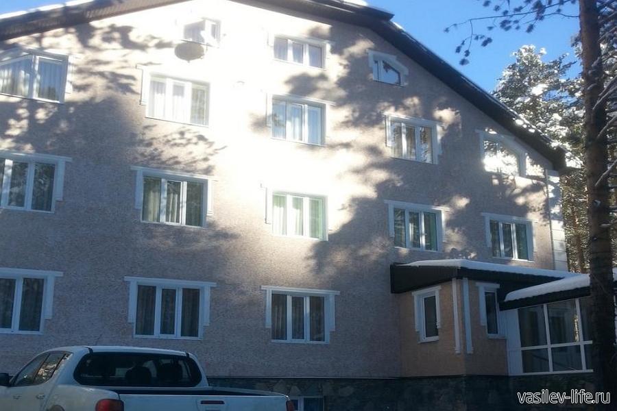 Отель «Теберда-Чегет», Терскол