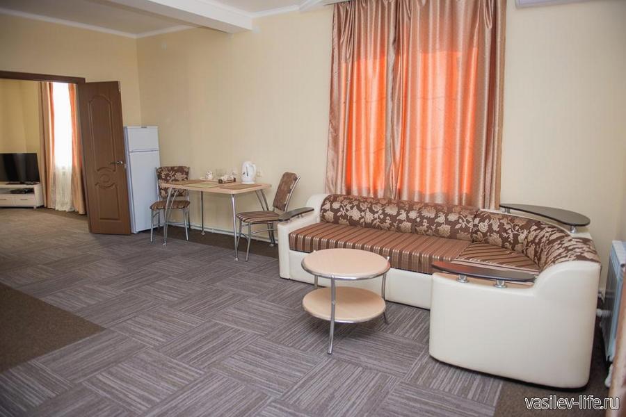 Отель «Хвалынская жемчужина»