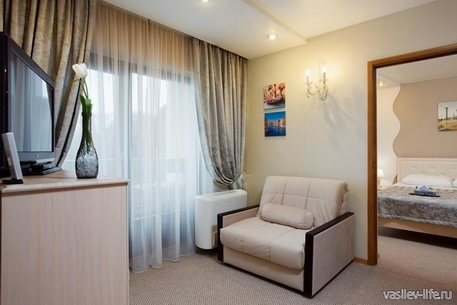 Отель «Alean Family Resort & Sputnik»