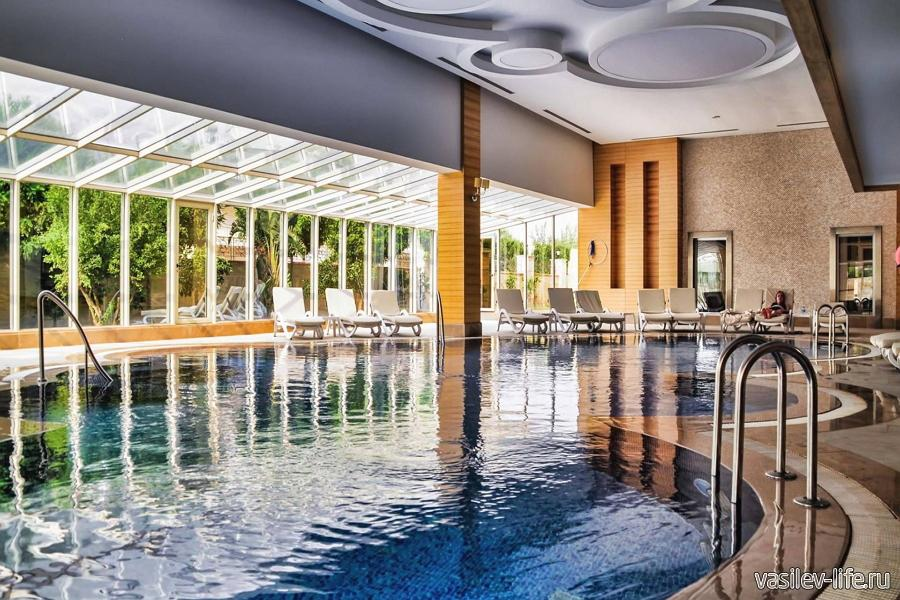 Отель «Alva Donna Exclusive Hotel & Spa», Белек