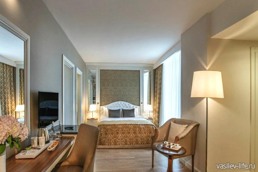 Отель «Aska Lara Resort & Spa», Анталья