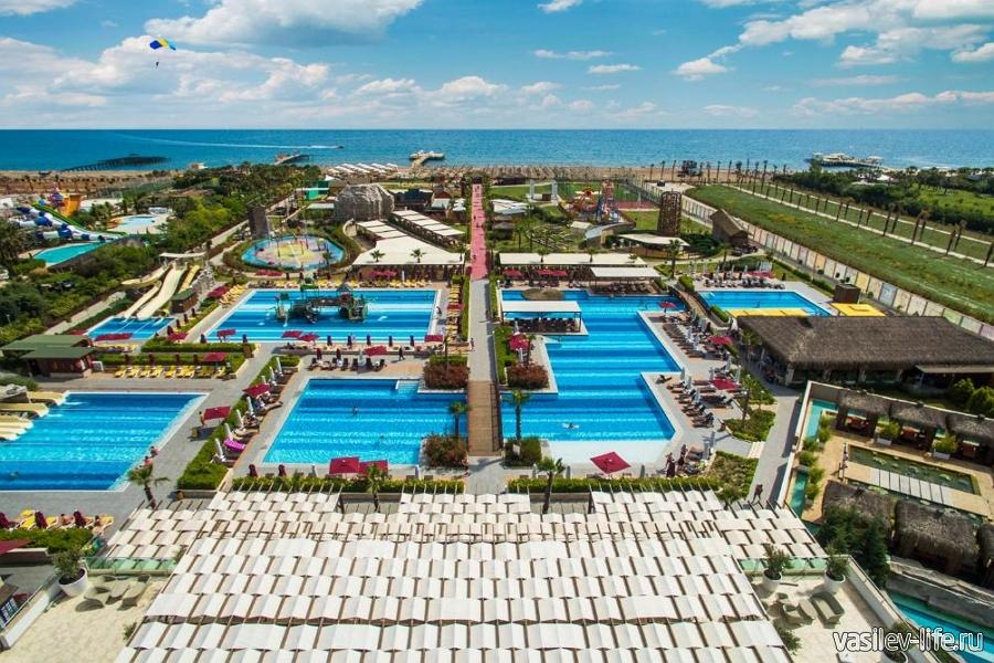 Отель «Aska Lara Resort & Spa»