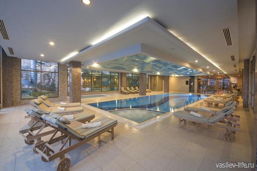 Отель «Aydinbey King's Palace & Spa», Сиде