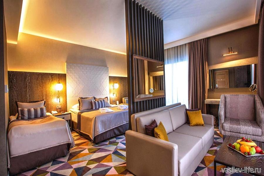 Отель «Fame Residence Lara & Spa», Анталья