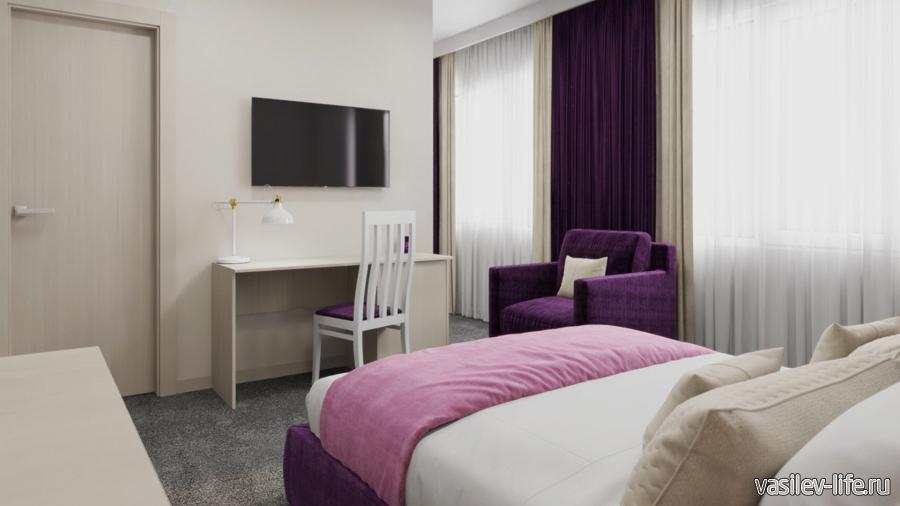 Отель «Fioleto» в Анапе