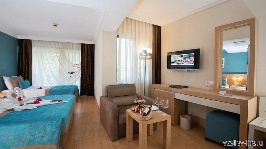 Отель «Limak Limra&Resort», Кемер