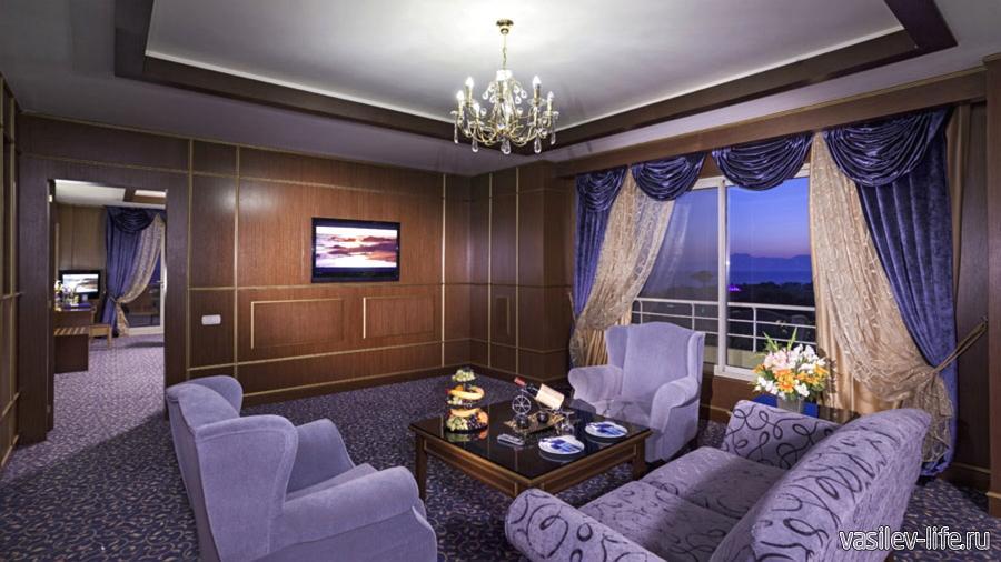 Отель «Maritim Pine Beach Resort 5», Белек