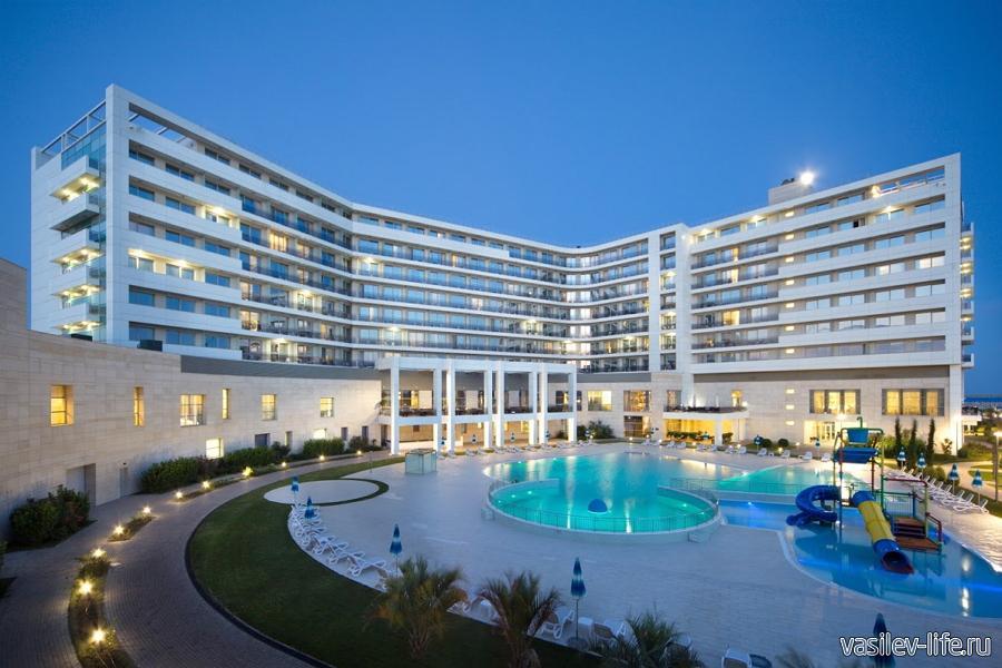 Отель «Radisson Blu Resort», Адлер