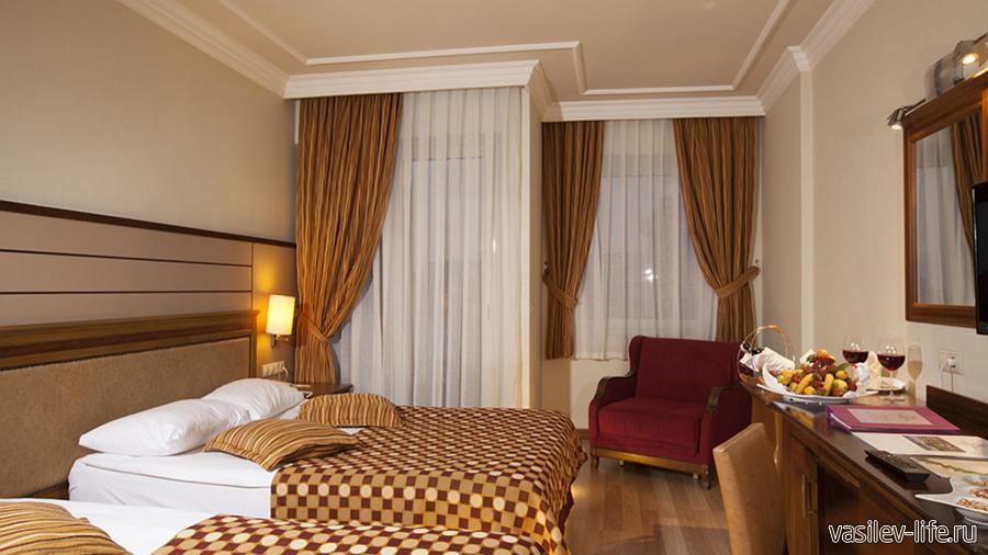 Отель «Rox Royal Hotel 5», Кемер