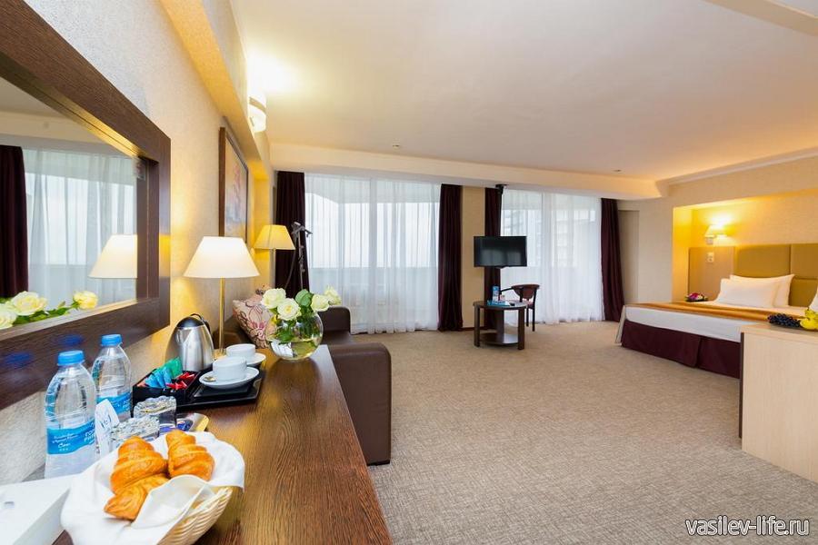 Отель «Sea Galaxy Congress & Spa Hotel»