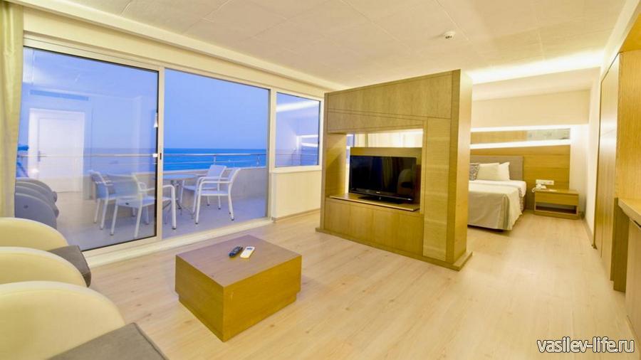 Отель «Sealife Family Resort», Анталья