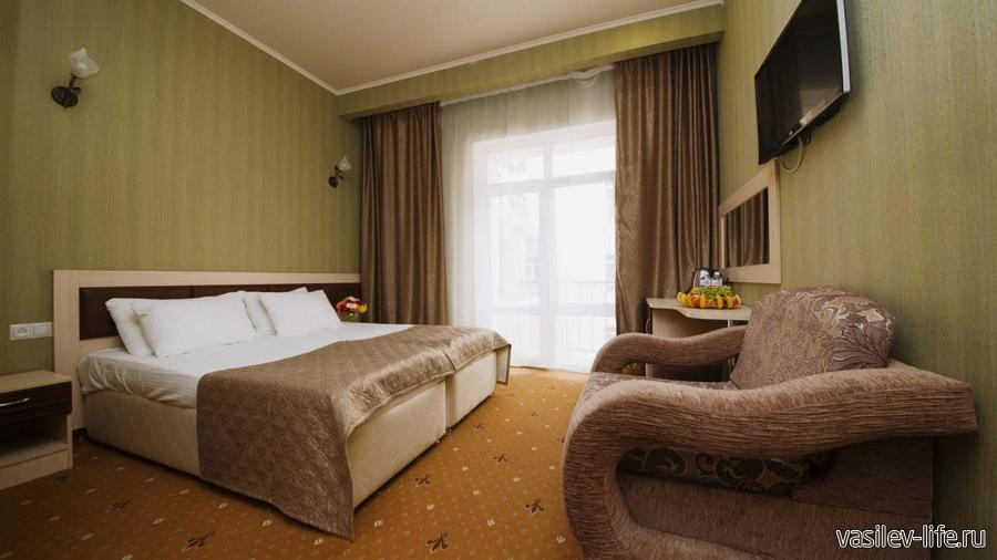 Отель «Sunmarinn Resort», Анапа