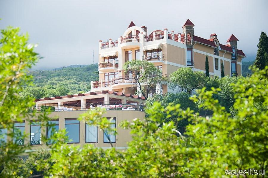 Отель «Thyssen House», Гурзуф