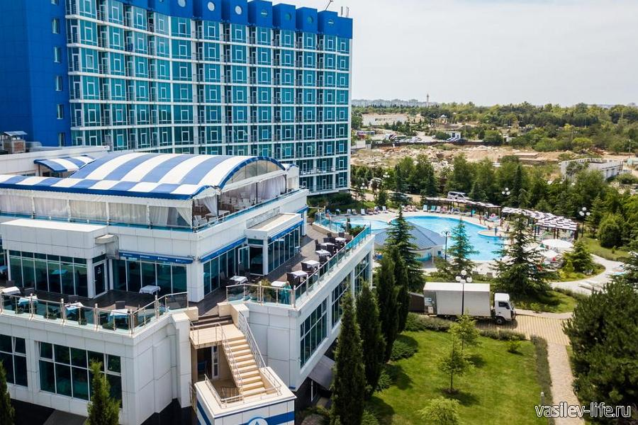 Отель Аквамарин в Севастополе