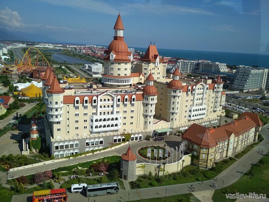Отель Богатырь