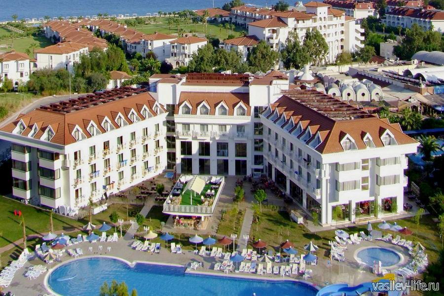 Отель Grand Miramor 4