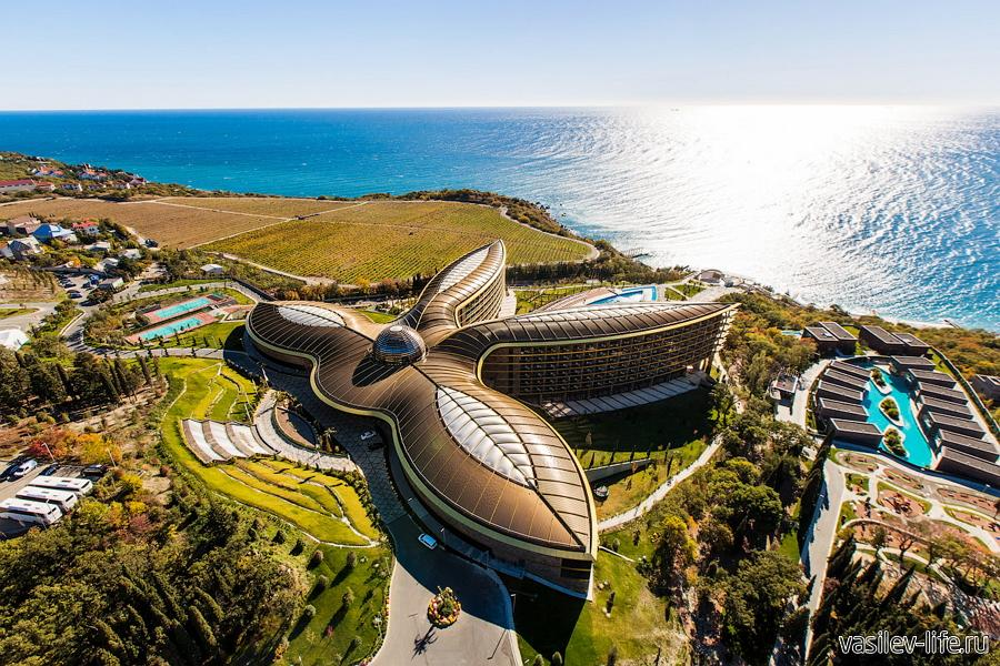 Отель Mriya Resort&Spa, Ялта