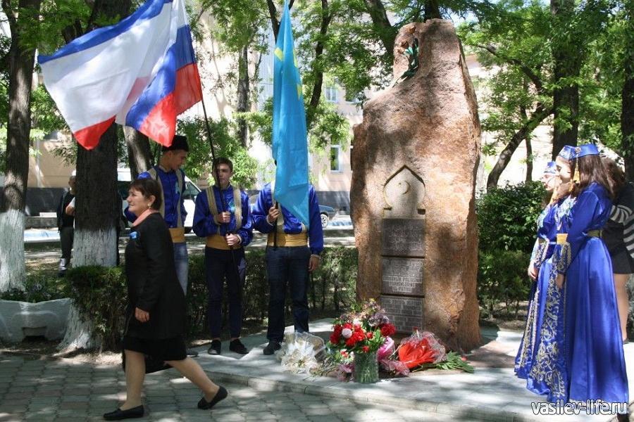Памятник депортированным гражданам